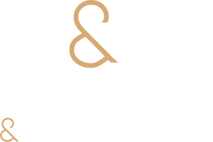 &Recover Logo Stacked White